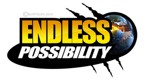 Endless Possibility Logo by NuryRush