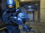 Me on Halo by HTX-Wolf