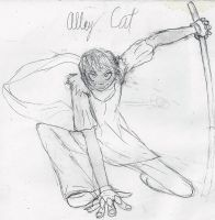 Ally Cat by AC-Drawings