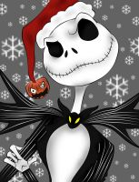 Jack Skellington by Beastwithaddittude