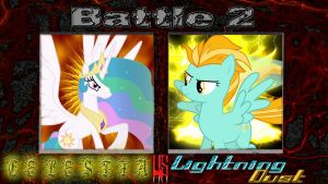 Pony Kombat 2 Round 1, Battle 2 by Mr-Kennedy92