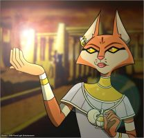 Bastet by Verona7881