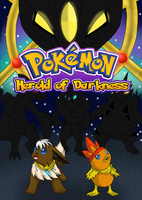 PMD - Herold of Darkness  - Cover English by Icedragon300