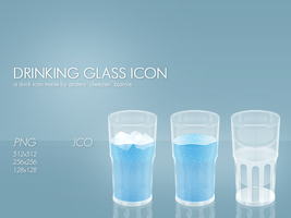 Drinking Glass by Cheezen