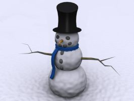 Frosty by Deathmonkey7