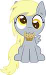 Blueberry Muffin by SilverRainclouds