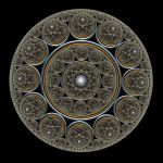 Ring Mandala by Capstoned