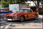 Daimler Benz 300 SL Roadster by malaskor