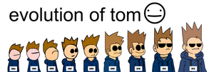 The Evolution of Tom by SuperSmash3DS