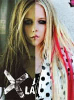 Avril Lavigne by CaptainAmericaShield