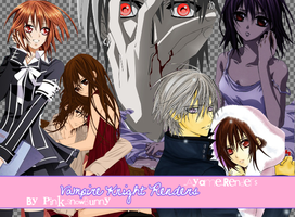 Vampire Knight Renders by Pink-Snowbunny