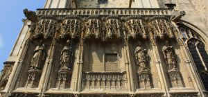 Canterbury Cathedral III by YunaHeileen