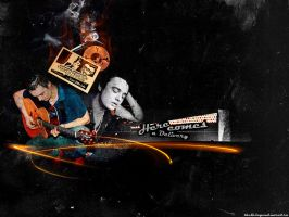 Babyshambles-Pete Wallpaper by Amurrr