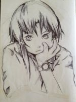 Lain by Asidpk