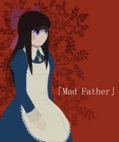 Mad Father - Aya by xCastra