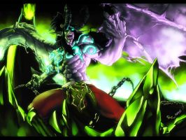 Chamba's Illidan Stormrage by pulyx