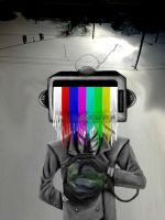 television rules the nation by Kite-Ragun