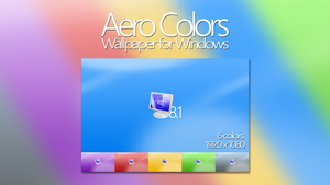 AeroColors - Wallpaper for Windows by MilesAndryPrower