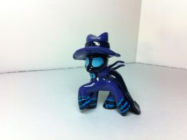 My Little Pony Custom BB: Mysterious Mare-do-Well by CJEgglishaw