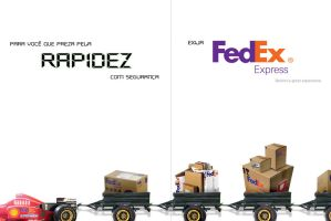 Propaganda FedEx by varaonda