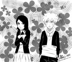 LOOK - Bolt/Sarada by 912naruhina