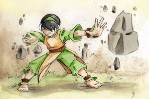 The Earthbender by jsheaisaninja