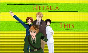 HetaliaThis Group Photo by SweetKitty999