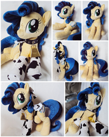 Milky Way Plushie by ButtercupBabyPPG
