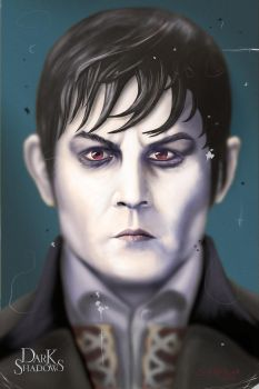 Barnabas Collins- Family Treasures by Kalimon789
