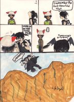 Ethan goes cliff-jumping by LimitlessDepths