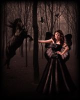 The Forest Queen by krissybdesigns