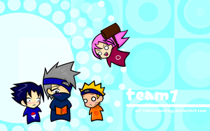 .+ Team 7 Wallpaper +. by tobi2moodring