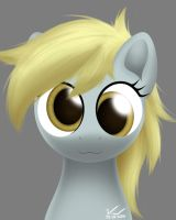 Derpy - 90 minute speed drawing by SymbianL