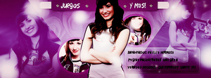 Portada Demi Lovato #1 by VicGomezEditions