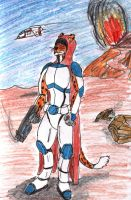 AROC Trooper: Target Destroyed by madmick2299