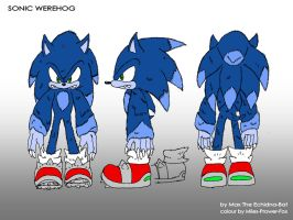 WereSonic_Model_Color by Max-Echidna-Bat