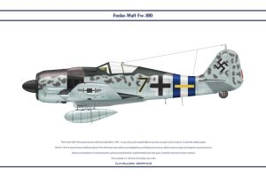 Fw190A8 JG300 1 by WS-Clave