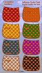 Halloween Themed English Saddle Pads - 8/8 OPEN by daggerstale