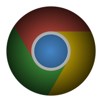 Logo Google Chrome by JuniorGustabo
