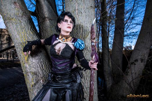 Morrigan by Manlima