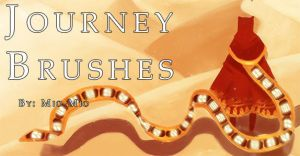 Journey Brushes (PS CS3) by mio-mio
