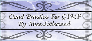 Cloud Brushes by MissLittlewood