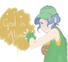 God is alive by ItsaboutChrist
