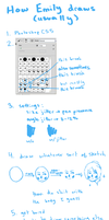 Process sort of thing by squish-squash