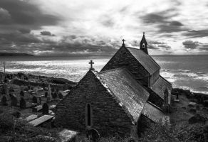 Sea Church 2 (Barmouth) by friartuck40