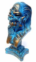 Celuluk Mini Bust Bronze by mostlymade