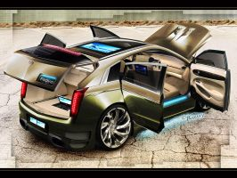 Cadillac Provoq by BarneyHH