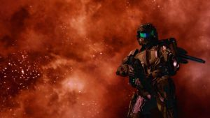 Halo 4 Inferno by lizking10152011