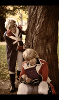 Hetalia - Days Long Ago by da-rk
