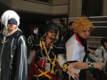 MomoCon 2013 - Assassin's Creed + Kingdom Hearts by AutumnWolf-96